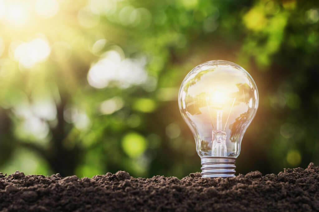 save energy with smart home device